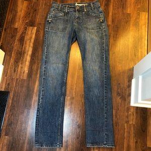 0009 DKNY Soho Jean sz 2